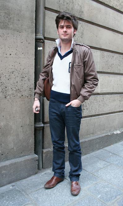 mode homme rue des francs bourgeois
