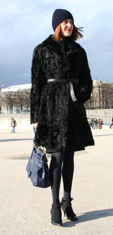 bonnet bleu tuileries